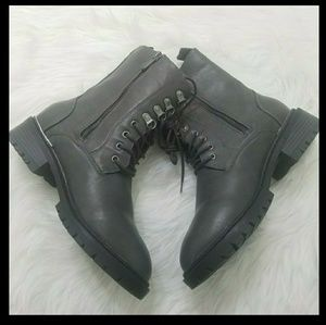 NWT Torrid Combat Boots